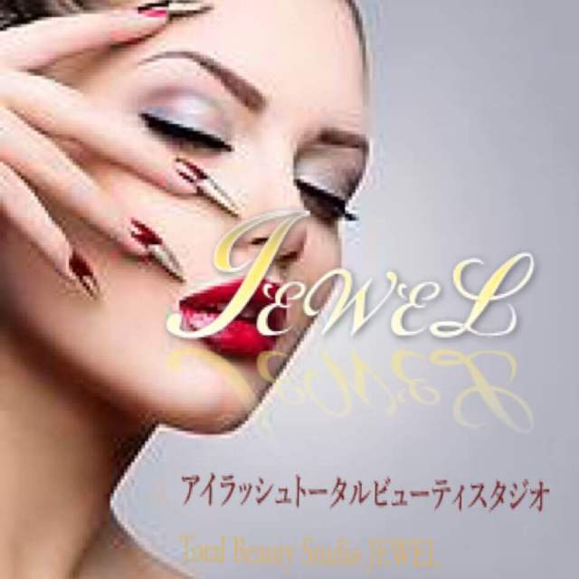 It extended the 80 + simple lame nail | Total Beauty Studio JEWEL (Jewel) | Last-minute booking service Popcorn