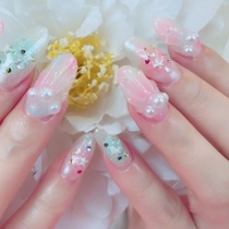 [First off off free] full art 120 minutes course ♡ | JNA certification ★ nailsalon | Last-minute booking service Popcorn