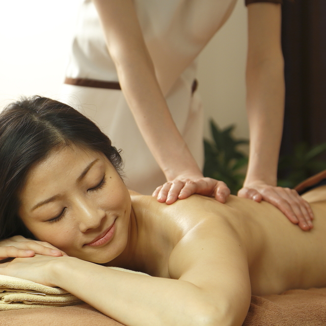 Whole body detox lymphatic massage | Spa Esther (Spa Esther) Ginza store | Last-minute booking service Popcorn