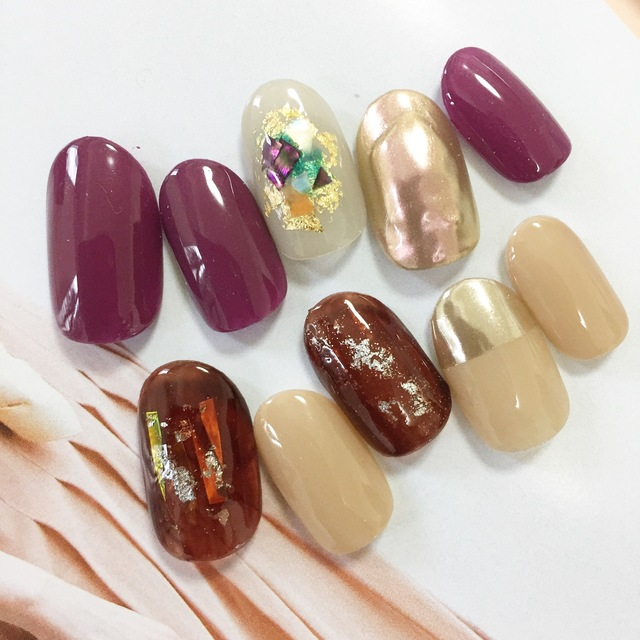 【New / Off / Care In】 Ichioshi! ︎ Campaign design that changes every month   Kain (Cain) [nail] Meguro Station walk 30 seconds   Last-minute booking service Popcorn