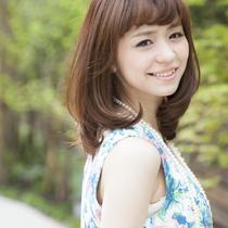 [初回限定]前髪カット+ポイントメイクアップ | Oase(オアーゼ) | 当日予約・直前予約 ポップコーン