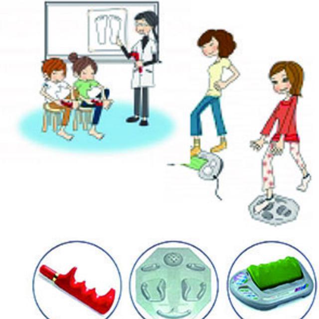若石健康法 簡単足もみセルフケア講座 八福踏板