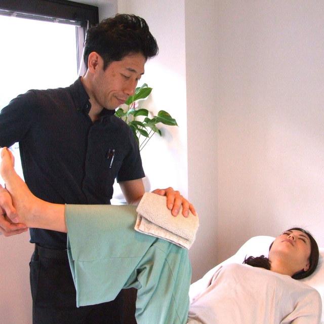 肩こり改善整体  | 整体Relaxation salon UNWIND(アンワインド) | 当日予約・直前予約 ポップコーン