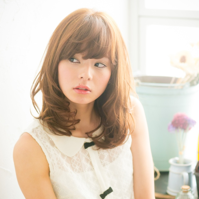 ☆ cut + digital perm + Placenta Treatment ☆ | NOLUE (Norue) Aoyama Omotesando Gaienmae | Last-minute booking service Popcorn