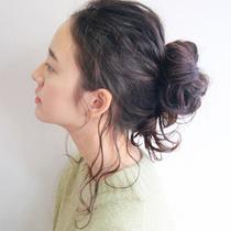 《初回/SB込》◇カット+パーマ+ハホニコトリートメント◇ | Hair Salon SAVOIA 渋谷(ヘアサロンサボイア シブヤ) | 当日予約・直前予約 ポップコーン