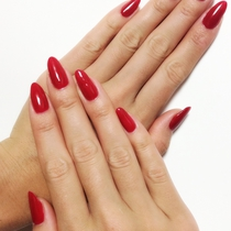 'I can no new off] Bio-Gel color (hand) | Nail by body factory | Last-minute booking service Popcorn