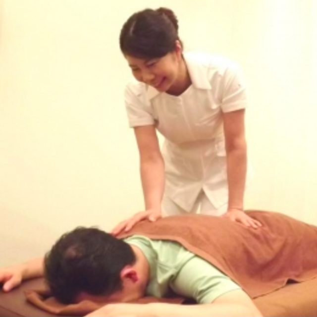 [New only !!] 60-minute men's course to the man tired at work | KEN'S BODY AID (Kenz body Aid) | Last-minute booking service Popcorn