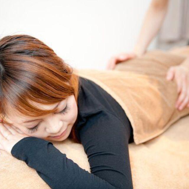 ボディケア35分+眼精ヘッドケア15分 [計50]  | Linn恵比寿 -natural healing salon- | 当日予約・直前予約 ポップコーン