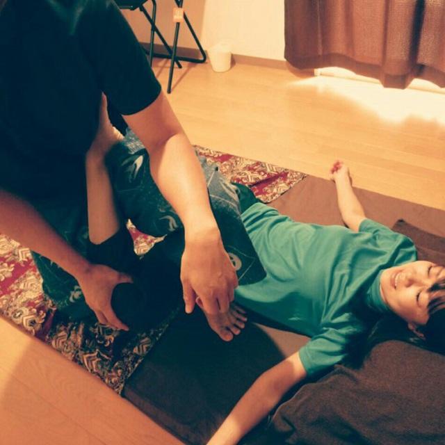 タイ古式マッサージ150分 thai massage 150 minutes 9200円