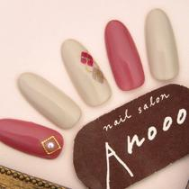 * Frequent free off * Argyle Nail ♪ ~ 5 min walk from Shinjuku Nishiguchi Station ~ | nail salon Anooo (nail salon anode) | Last-minute booking service Popcorn