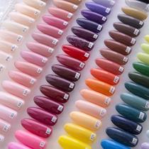 [新規・Popcorn限定・オフ込]300色以上から選べる!ワンカラーorラメグラorカラグラ | nAdesico nail salon (なでしこネイルサロン) | 当日予約・直前予約 ポップコーン