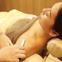 Shoulder-fingertip shaving course * completely private room / women-only / Organic Cosmetics use * | Ginza shaving | Last-minute booking service Popcorn