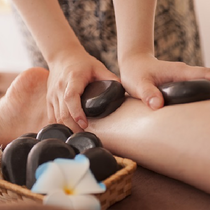 【Systemic aroma lymph 90 min】 ★ New type limit ★ whole body aroma lymph + hot stone ♪ warm-hearted hot stone ♡ effective for cold swelling ◎ (exactly 90 minutes) | Diarimi | healing space aroma lymph specializes in private room | Last-minute booking service Popcorn