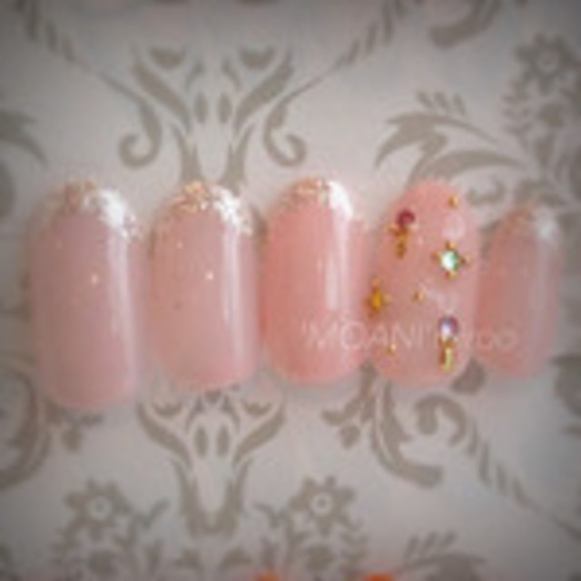moani1 No. popular ♡ various choice, further Art courses of attention | Nail salon 'MOANI' Hiroo Ebisu Shibuya store | Last-minute booking service Popcorn