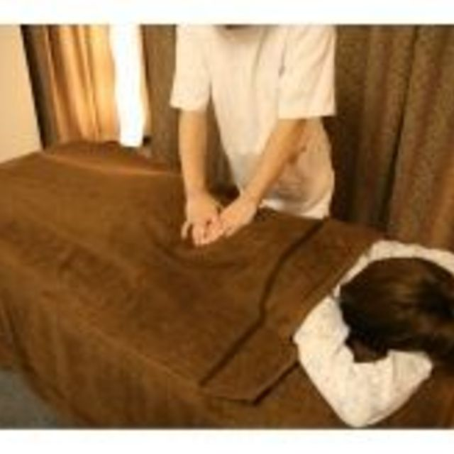 【Female Limited】 Meridian Fitting 70 minutes Women who want to recover their physical condition improving course | Healing treatment Genital | meridian regulation and sole massage | Last-minute booking service Popcorn