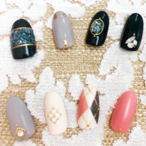 [New / off included ♪] lots ♡ 60 to choose from the type design course ♪♪ color more than 60 colors ♡ | Nail Salon Tokyo Shinjuku | Last-minute booking service Popcorn