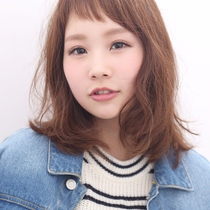 New limited] hair quality improvement is ♡ full color + cut ☆ with carbonate shampoo from the scalp | Xanadu (Xanadu) Ueno | Last-minute booking service Popcorn