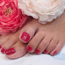 "[All] off free foot gel ♡ one color + Art with two !!! ♡ reviews rave reviews of long-lasting nail !!! | Ruberaru -nail- ""Ginza A13 5-minute walk from Exit"" 