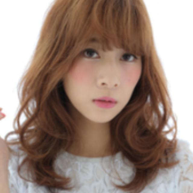 [全員/SB込]似合わせカット+パーマ | hair design a Peach by NYNY(ヘア デザイン ピーチ) | 当日予約・直前予約 ポップコーン