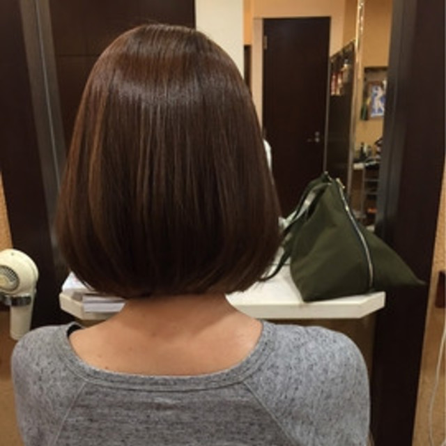 Hahoniko repair Treatment + luxury menu ♪ of perfection to carbonate cleansing + cut + color ♡ hair care | Axcell Groove (accelerator guru - Vu) | Last-minute booking service Popcorn