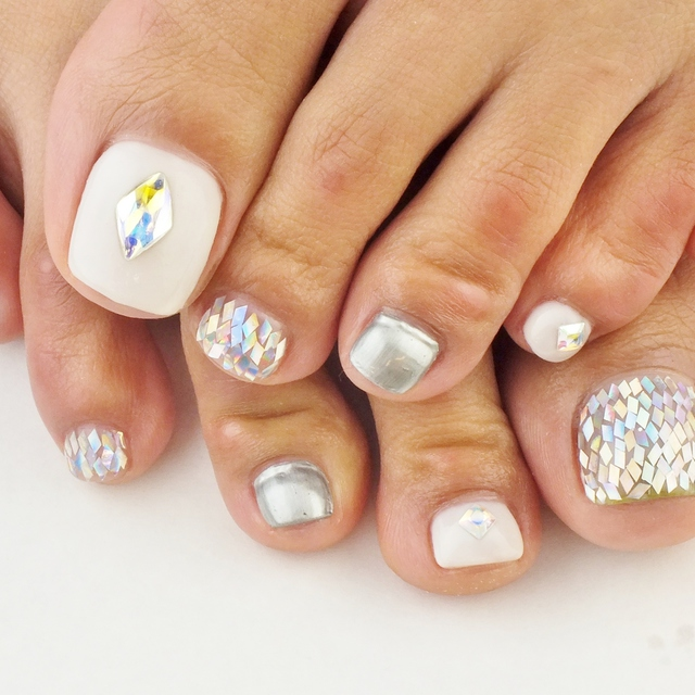 Off Free] foot 2 hours spear unlimited course (with Foot) | JUSTANAILS (Ja Star Nails) | Last-minute booking service Popcorn
