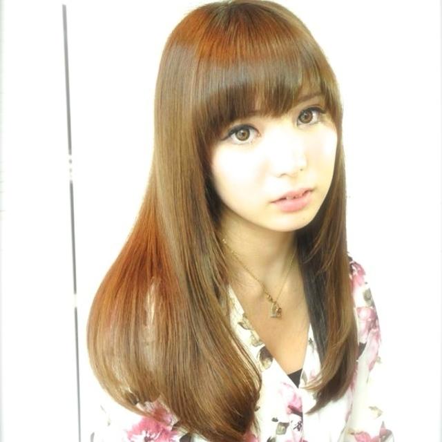 새로 만들기 M3D 축모 교정 + 컷 | Luce Hair design [루체 헤어 디자인] | 당일 예약 & 직전 예약 Popcorn