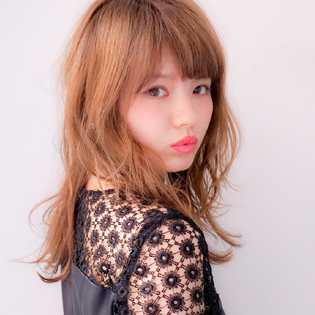 Bangs cut front + shiny 4STEP treatment ♪ | PRESENCE BRAINS Shimokitazawa (presence Brains) | Last-minute booking service Popcorn