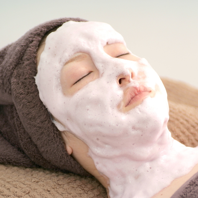 [New / Popcorn Limited] Growth Factor Skin Regeneration Facial 90 min Course | Esthetic Reibisu Ikebukuro | Last-minute booking service Popcorn