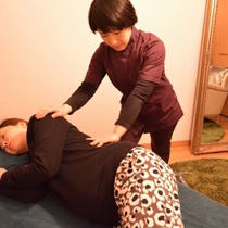 Maternity course! ! And carefully care for painful body of prenatal. Initial experience coupon | Takemi processing Ofukudo | Last-minute booking service Popcorn