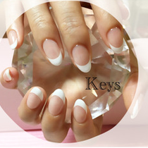 [Prime / off Free] royal French ☆ anytime ♪ ♪ anywhere even when any ♪ office everyday !! | Nail salon Keys (Keys) | Last-minute booking service Popcorn