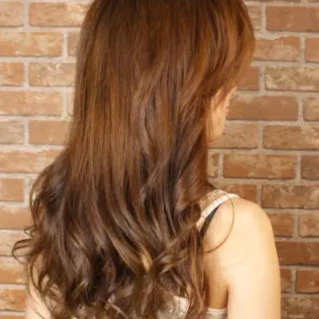 [立体感のある仕上がり♪] 3Dホイルカラー10枚☆  | hair design te-et【テト】 | 当日予約・直前予約 ポップコーン