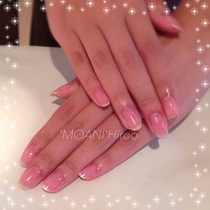 Softgel off & Nail Care | Nail salon 'MOANI' Hiroo Ebisu Shibuya store | Last-minute booking service Popcorn