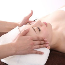 ♪ rid ♪ small face care [60 minutes] course edema | Relaxation Salon Hot | Last-minute booking service Popcorn