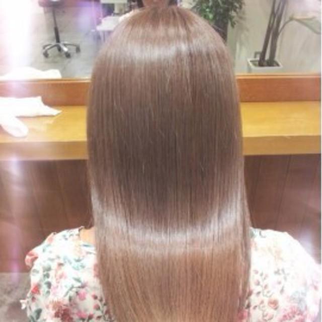 ☆おすすめ☆シャインパクトトリートメント♪♪ | hair make SHANTI | 当日予約・直前予約 ポップコーン