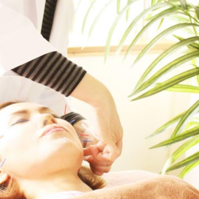 [New] acupuncture + skeleton adjustment | Treatment room Christa | Last-minute booking service Popcorn