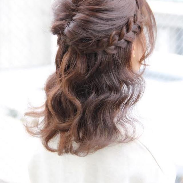 ヘアアレンジ+前髪カット | CUBE(キューブ) | 当日予約・直前予約 ポップコーン