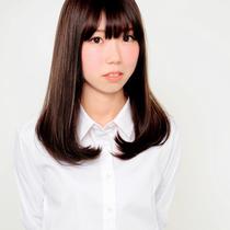 【髪の広がりが気になる方へ】カット+ナチュラルストレート | FAIRLADY(フェアレディ) 仙川店 | 当日予約・直前予約 ポップコーン