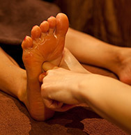 45 minutes Foot care course