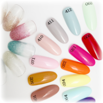 【First soft gel gel included】 One collar or lame mer + 10 parts grain ♪ | 150 colors available | TK nail palette Tiken nail palette | Open until 22 o'clock | Last-minute booking service Popcorn
