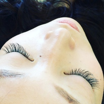 Sable Eyelash Extension ♡ 150 | Howl Products Area * kiyuw eyelash | Last-minute booking service Popcorn