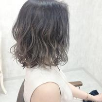 95% Damage Cut Bleach's Foreign-style Gradient Color & TOKIO In Karami Treatment | Seasons | Last-minute booking service Popcorn