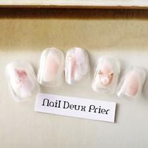 【初回限定・オフなし】今期限定☆4種類のデザイン | nail Deux Prier (ネイルドゥプリエ池袋店) | 当日予約・直前予約 ポップコーン