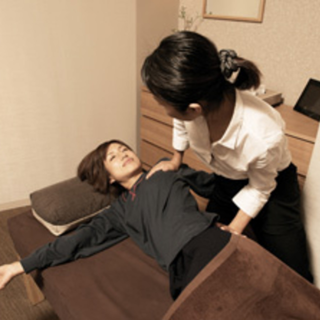 Body manipulative 90-minute course | Massage bodywork Council NAGOMI and Ginza | Last-minute booking service Popcorn
