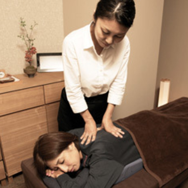 [Limited] concentration stiffness loosen body 30 minutes Course | Massage bodywork Council NAGOMI and Ginza | Last-minute booking service Popcorn