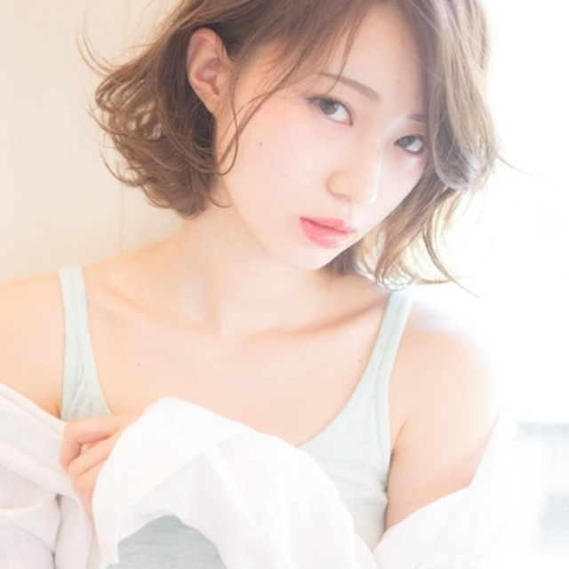 "* Limited 57% off * Reproducibility × Suitable cut + hair friendly coloring + shampoo / blow ""5 minutes walk from Shibuya station 