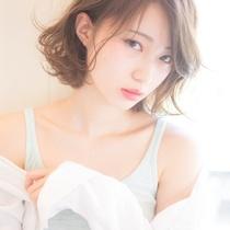 *限定50%off*再現性×似合わせカット+髪に優しいカラーリング+シャンプー/ブロー《渋谷駅から徒歩5分 | R∴EVOL(レボル) -Hair- | 当日予約・直前予約 ポップコーン