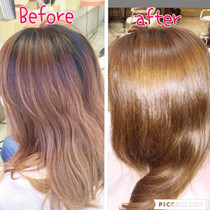 Damaged hair care! Hyper treatment 30 minutes course ♪ | Hair Studio Actage | Last-minute booking service Popcorn