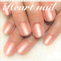 [新規限定♡オフ込み] 200色から選べる!!ワンカラーネイル♪ | Heart nail(ハートネイル) | 当日予約・直前予約 ポップコーン