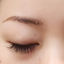 [2W Limited Revisited] Eyebrow Styling + Eyebrow Extension ハ ー フ Half》 | PUTTO omotesando (put Omotesando) | Last-minute booking service Popcorn