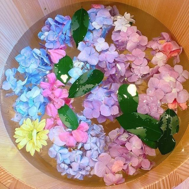 ●2名様 雅 鲜花足浴 50分